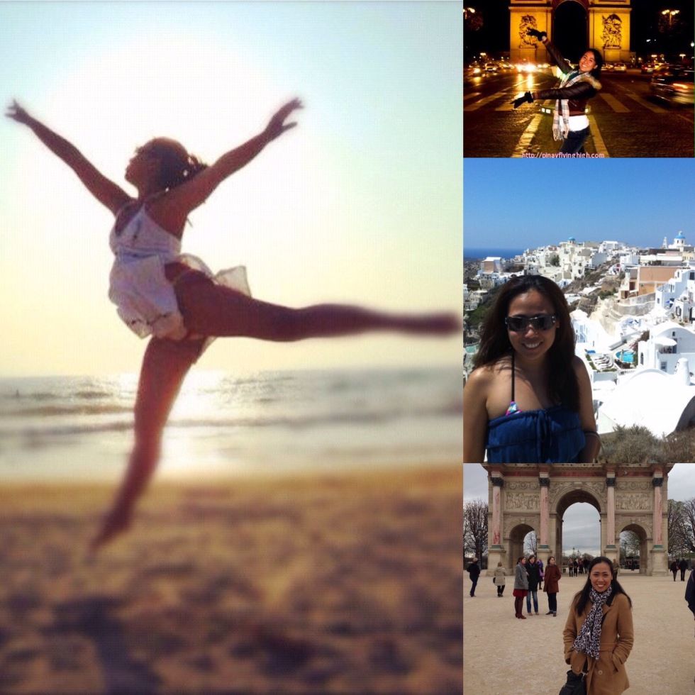 Travel Blogger Pinay Flying High